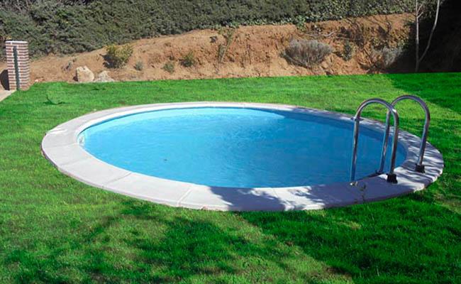 piscina de fibra modelo roma 1