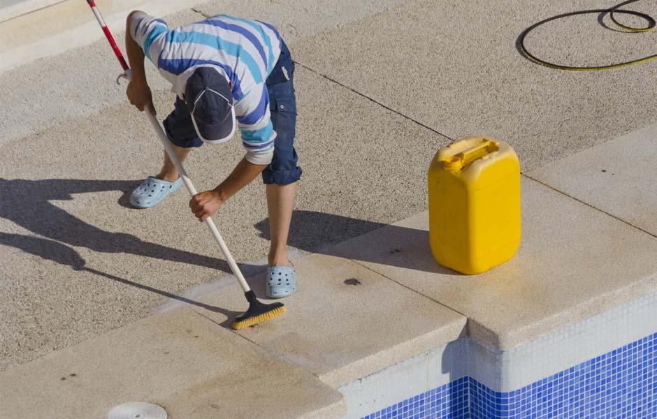 consejos para limpiar piscinas